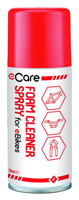 Weldtite eCare Rengöringsskum Spray 150 ml, Bra till rengöring av ytor