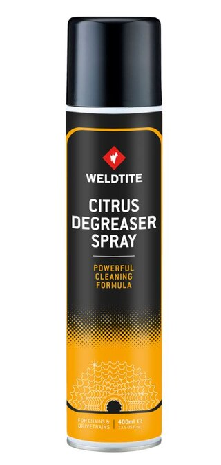 Weldtite Citrus Avfettingsspray Citrus, 400 ml