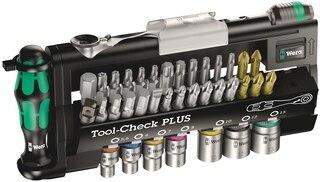 Wera Tool-Check PLUS Verktygssats 39 delar med praktisk förvaring