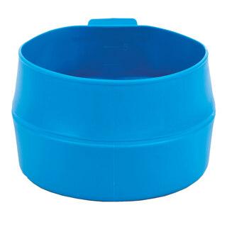 Wildo Fold-A-Cup Big Kopp Lys Blå