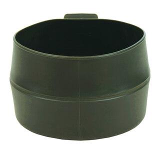 Wildo Fold-A-Cup Big Kopp Grön