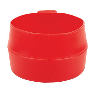 Wildo Fold-A-Cup Big Kopp Röd