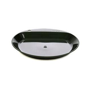 Wildo Camper Plate Flat tallrik Grön