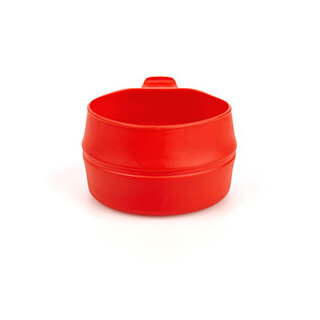 Wildo Fold-A-Cup Kopp Röd