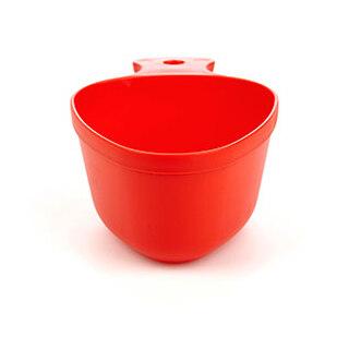 Wildo Kåsa Army-kopp Röd