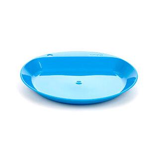Wildo Camper Plate Flat tallrik Lys Blå