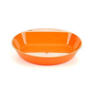 Wildo Camper Plate Djup tallrik Orange