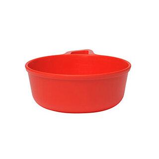 Wildo Kåsa Bowl Kopp till soppa Röd