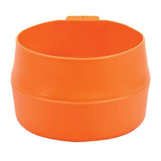 Wildo Fold-A-Cup Big Kopp Orange