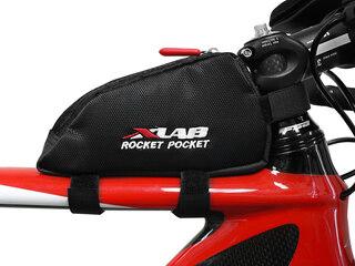 XLAB Rocket Pocket Väska Aerodynamiskt ramväska, 0,36L
