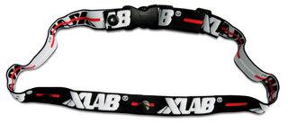 XLAB Race Belt Svart, 35g, One Size