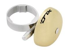 XLC Stem Ringeklokke Messing, 45mm, Feste på Stem