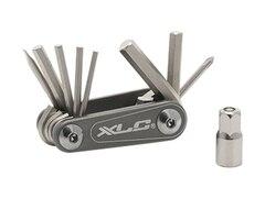 XLC TO-M09 Multiverktøy 9 funksjoner