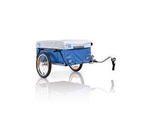 """XLC Carry Van Transportvogn Blå, 130L, 16"""" hjul, 11.4kg"""