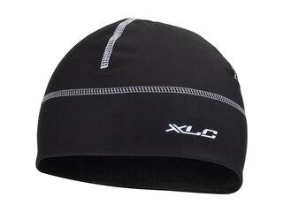 XLC Hjelmlue Sort, Str. L/XL