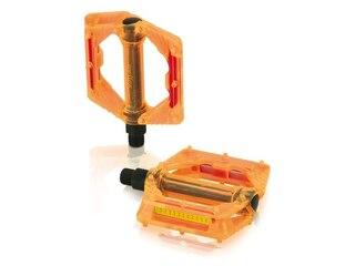 XLC PD-M16 Plattform Pedaler Orange