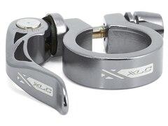 XLC Setepinneklemme Sølv, 31.8mm