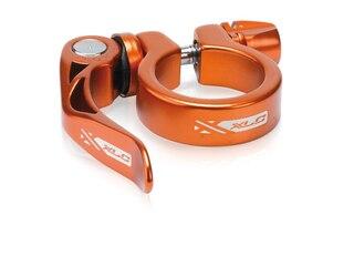 XLC Setepinneklemme Oransje, 34.9mm