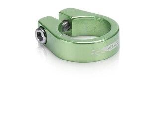 XLC Setepinneklemme Grønn, 31.8mm