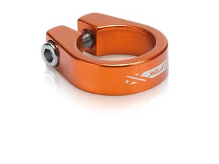 XLC Setepinneklemme Oransje, 31.8mm