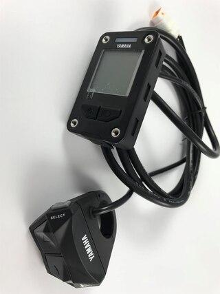 Yamaha PW-X/PW-SE Display 2018 ->