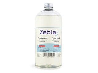 Zebla Sports Wash Vaskemiddel 1000  ml, Nøytralisernde, u/ parfyme