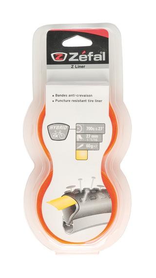 """Zefal Punkteringsskydd Hybrid Line Orange, 27mm, 27"""" & 700C"""