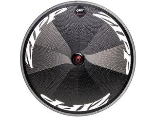 Zipp Super-9 Pariser Platehjul Svart/Vit, SRAM/Shim 11S, 995g