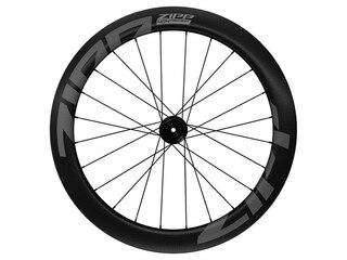 Zipp 404 Firecrest Carbon Disc Bakhjul Clincher/Tubeless, CL, SRAM/Shim, 981g
