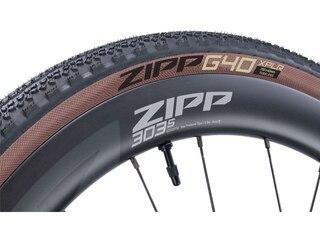 Zipp G40 XPLR Gravel  Dekk Sort, 700x40C, Gravel