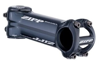 Zipp Service Course SL - OS Stem Polished Black, +/- 6 grader, 1 1/4""