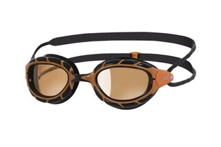 Zoggs Predator Polarized simglasögon Kopper/Orange