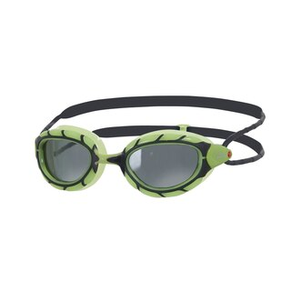 Zoggs Predator Polarized Svømmebrille Lime/Sort