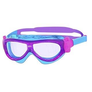 Zoggs Phantom Kids Mask Svømmebrille Lilla/Blå, 0-6 år