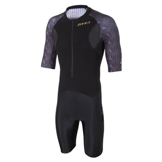 Zone3 Lava Short Sleeve Tri Suit Perfekt nivå av kompresjon og ytelse