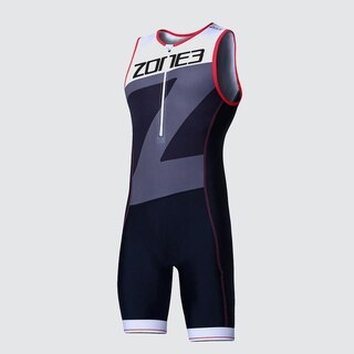 Zone3 Lava Long Distance Tri Suit Perfekt nivå av kompresjon og ytelse