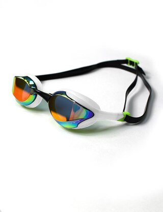 Zone3 Volare Svømmebriller Hvit/Lime