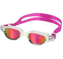 Zone3 Venator X Svømmebriller Hvit/Sølv