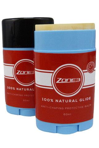 Zone3 100% Natural Glide Lindrar gnidning och irritation