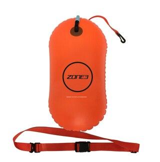 Zone 3 Sikkerhetsbøye Oransj, Når du svømmer i åpent vatten!