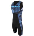 Zone3 Activate Plus Tropical SS Trisuit Str L, Til trening og konkurranse!