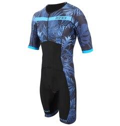 Zone3 Activate Plus Palm Herre Tri Suit Str M, Til trening og konkurranse!