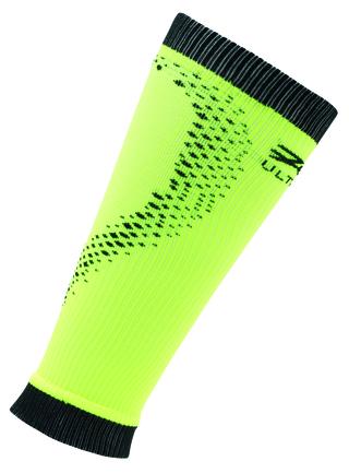 Zoot Ultra 2.0 CRx Calf Sleeve Signal Gul, For friskere legger!